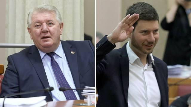 Đakić: 'Marić ostaje ministar'; Pernar: 'Nitko nema većinu'