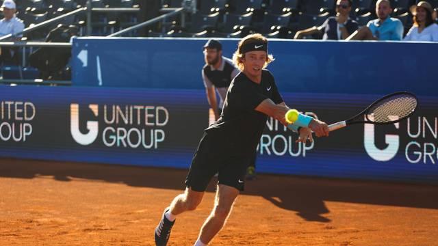 Zadar: Teniski turnir Adria Tour, ekshibicijski meč Novaka Đokovića i zvijezda Toura