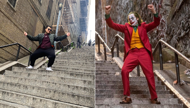 Zloglasne stepenice u Bronxu zbog Jokera su turistički hit...