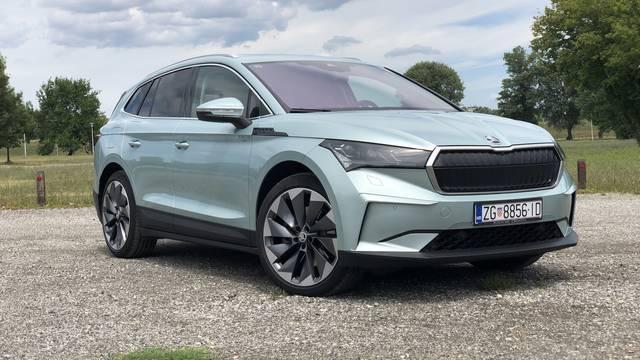 Škoda Enyaq - auto premium dojma i jedan od najboljih električnih SUV-ova trenutno