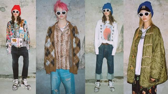Styling koji voli Generacija Z: Kombinacija grunge komada i odjeće koja ne definira spol