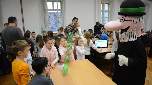 """Bjelovar: Projekt """"Znanost u kvartu"""" mlaÄ?oj populaciji pribli??io znanost i nove tehnologije"""