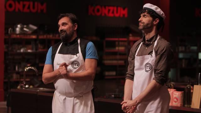 Leon Lučev 'zasolio' Barbieriju i prvi put pobijedio u showu
