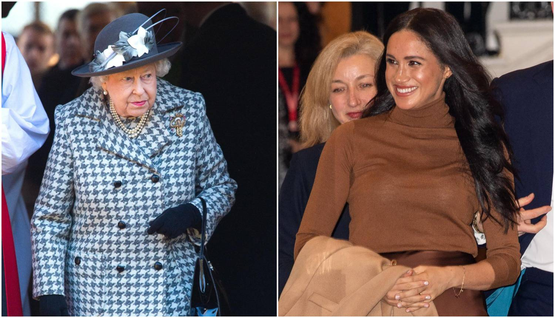 Meghan protiv kraljice: Koristit će brend unatoč njenoj zabrani