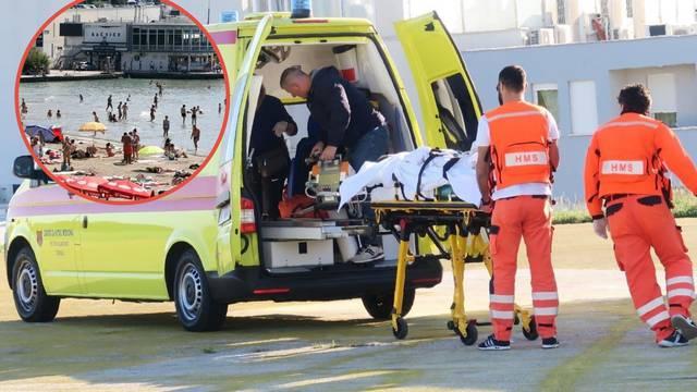 Kobni skok: Teško ozlijeđeni tinejdžer (15)  s Bačvica je na resipiratoru i u induciranoj komi