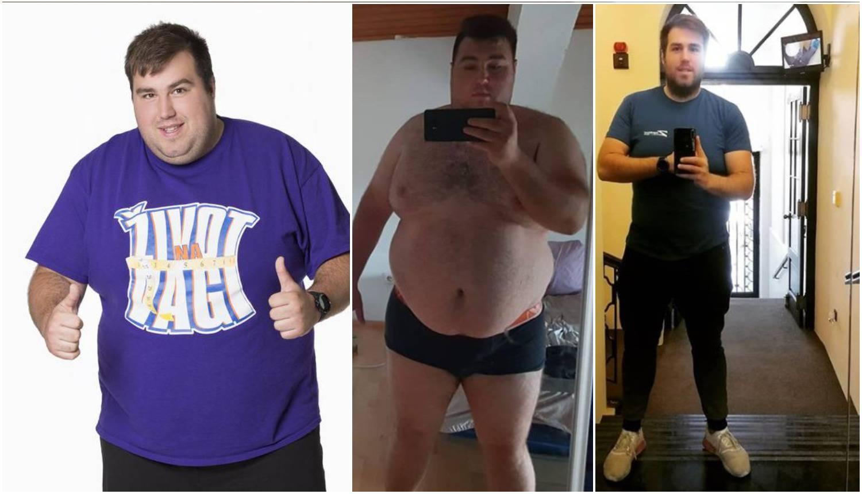 Marko iz 'Života na vagi' teše liniju: Još pet kilograma manje