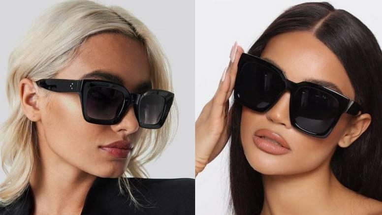 Legenda u svijetu modnih detalja: Velike crne sunčane naočale simbol su elegancije