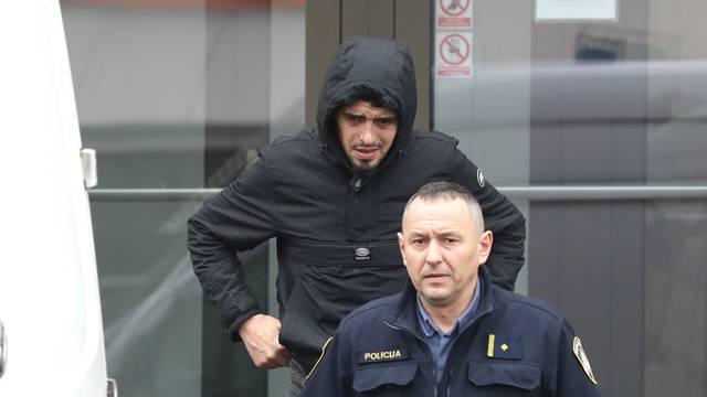 Osumnjičeni za vezu s ubojstvom djevojke sproveden sa Županijskog suda u Velikoj Gorici