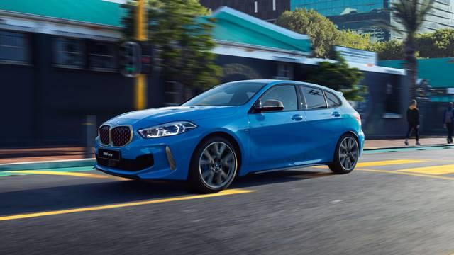 Novi BMW serije 1 stigao u sve Tomić & Co. poslovnice