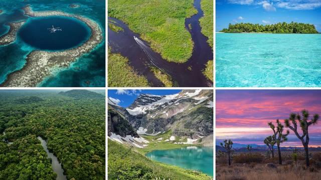 25 čuda prirode koja trebate posjetiti - dok još nisu nestala
