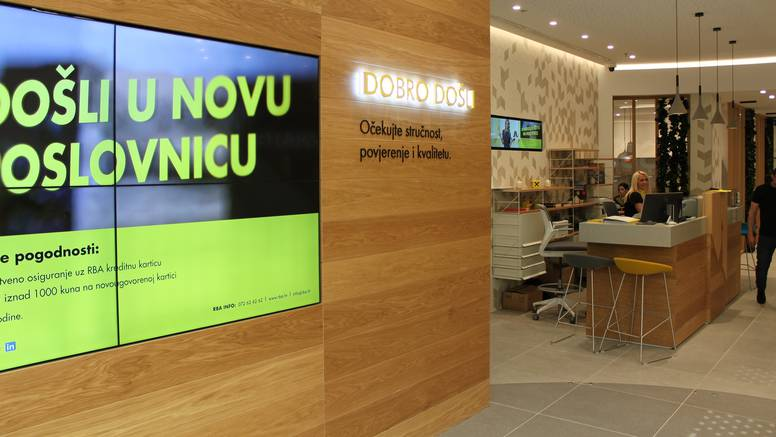 RBA otvorila poslovnicu u City Centeru one East u Zagrebu