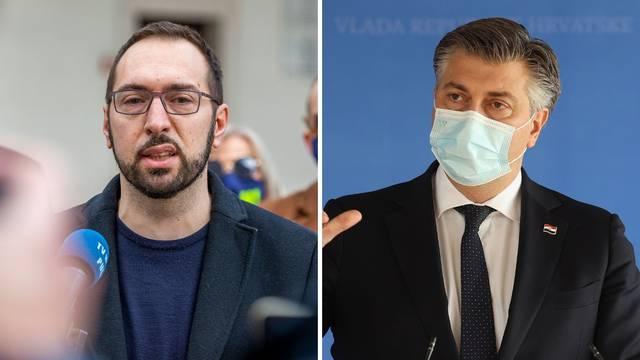 'Plenkovićev istup deplasiran'