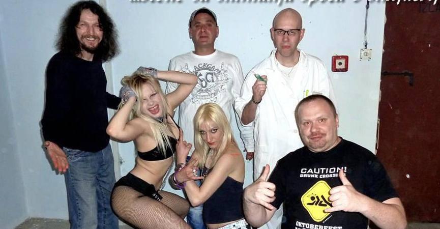 Psycho, Speed, Wild i Android članovi su Vucine Psihijatrije