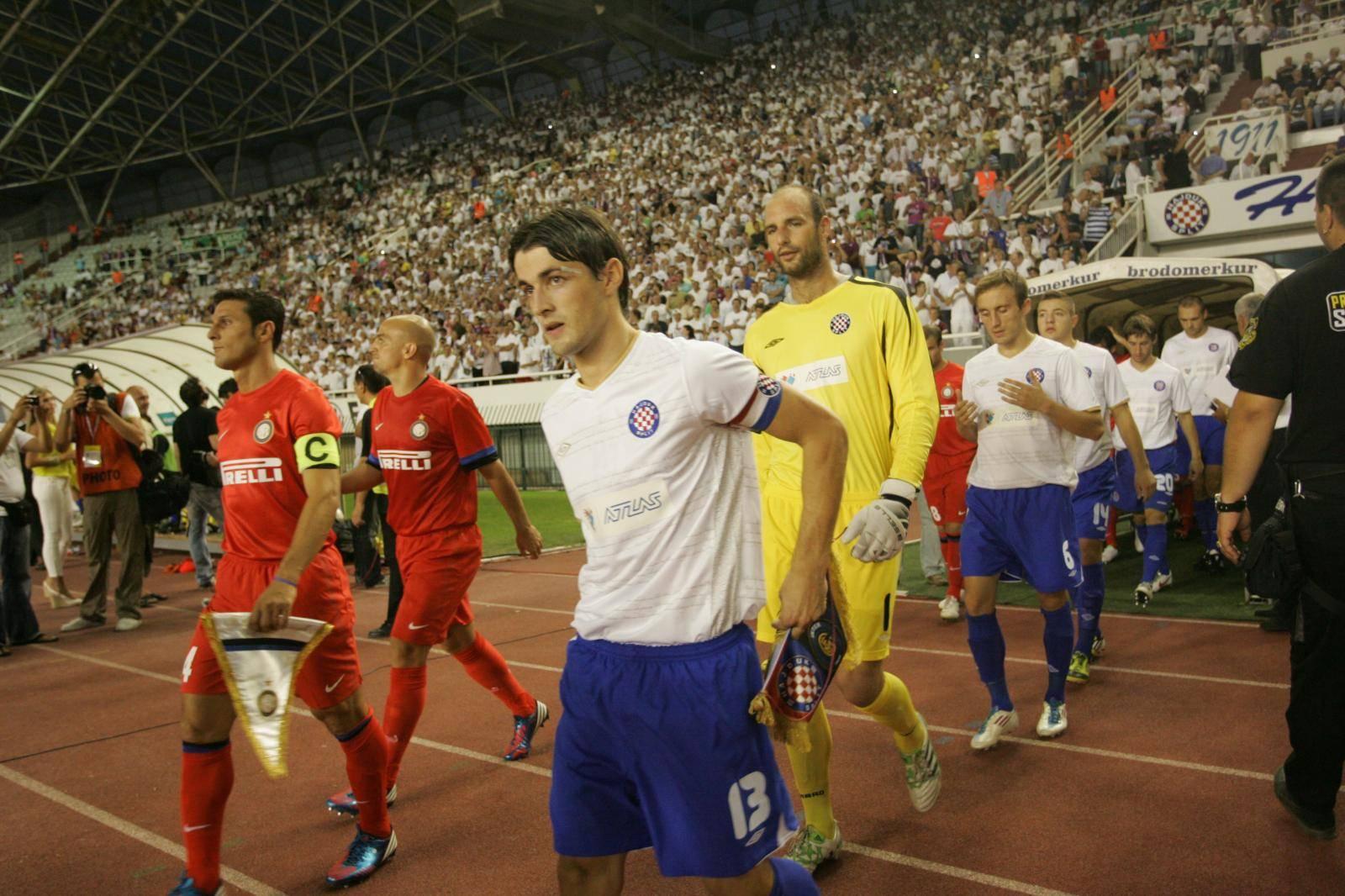 Ponajveća Hajdukova pobjeda u povijesti i svađa trenera na klupi: Ma, važniji nam je HNL...