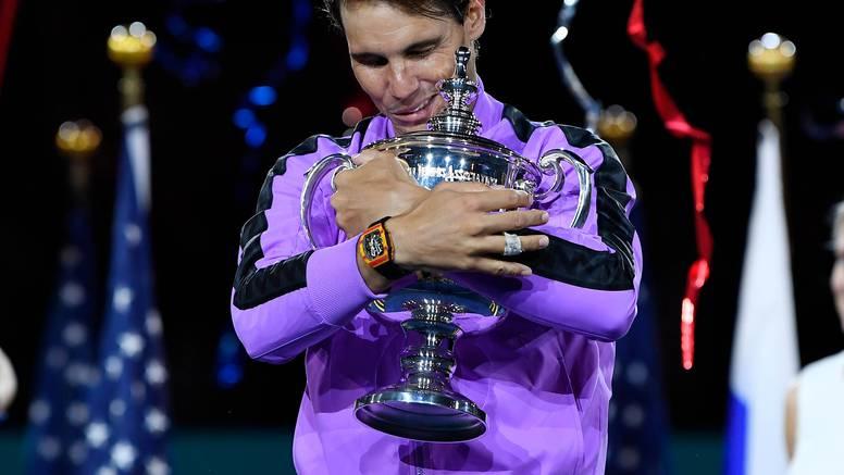 Nadal: 'Tko zna bih li još igrao da se Roger i Novak oproste...'