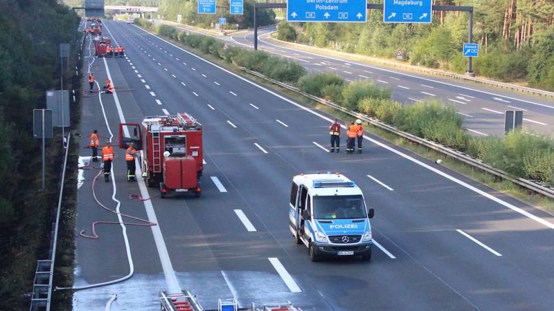 Požar u tunelu na njemačkoj autocesti, nekoliko ozlijeđenih