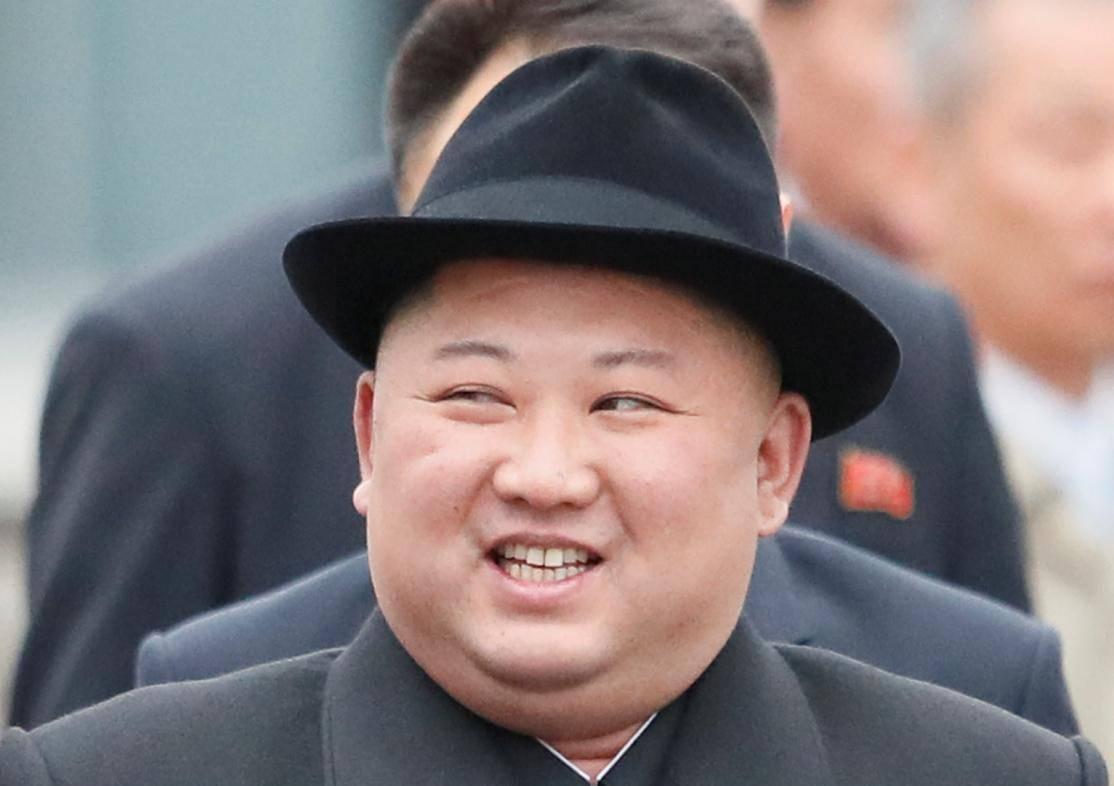 North Korean leader Kim Jong Un arrives in Vladivostok