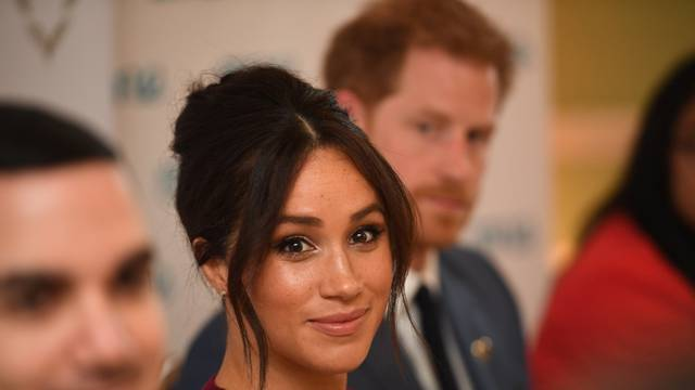 The Duchess of Sussex on gender equality