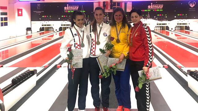 Kuglanje: Tri seniorske medalje na svjetskom prvenstvu