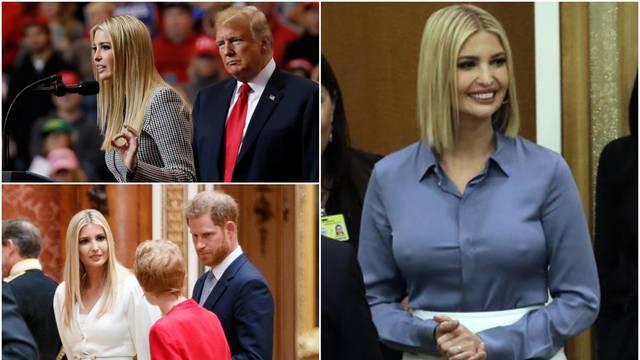 Ujedinjenim narodima Ivanka Trump 'servirala' je bradavice