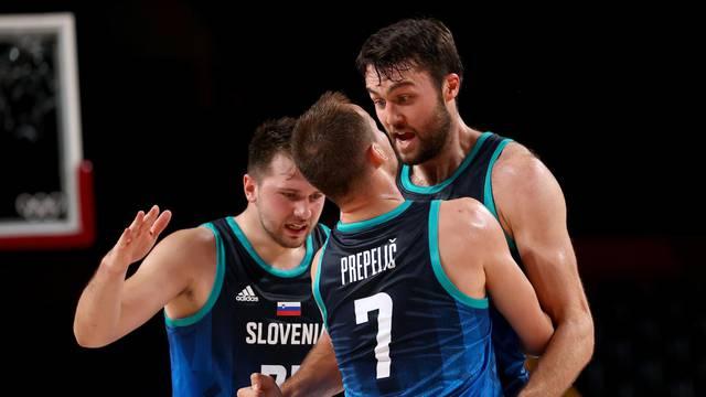 Basketball - Men - Group C - Spain v Slovenia