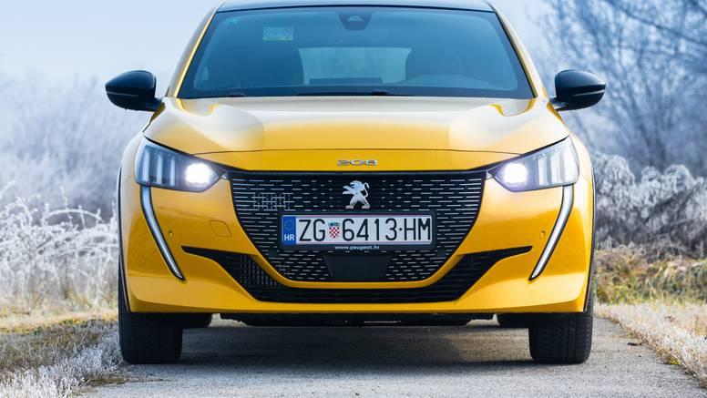 Peugeot 208 europski je auto godine, iza su Tesla 3 i Taycan