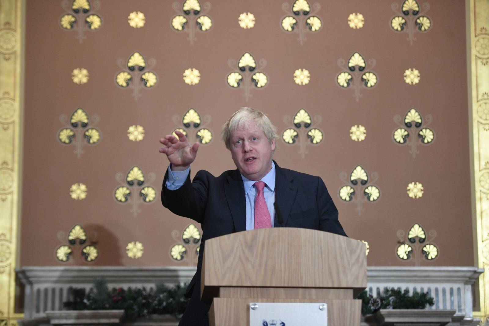 Boris Johnson speech on terrorism