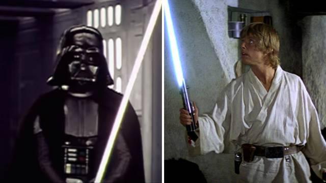 Kolekcionari čekaju: Prodaje se svjetlosna sablja iz Star Warsa