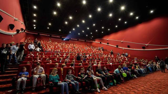 Kreću kina: Bit će manje mjesta, ali cijene karata ipak ostaju iste