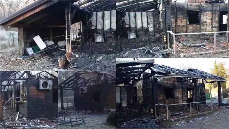Pogledajte kako izgleda kuća u kojoj je poginulo šest štićenika