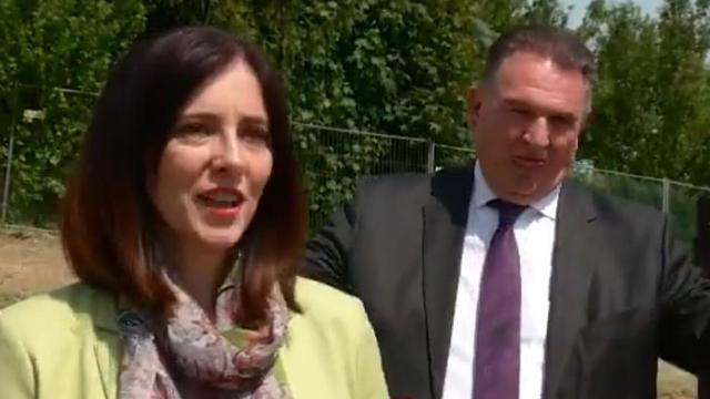 'Moje grimase nemaju veze s onim što je ministrica govorila'