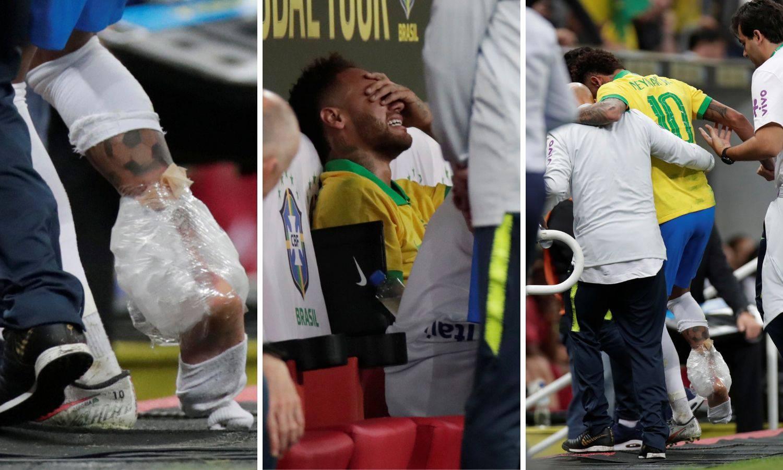 Dobre vijesti za PSG: Neymar će za mjesec dana biti spreman