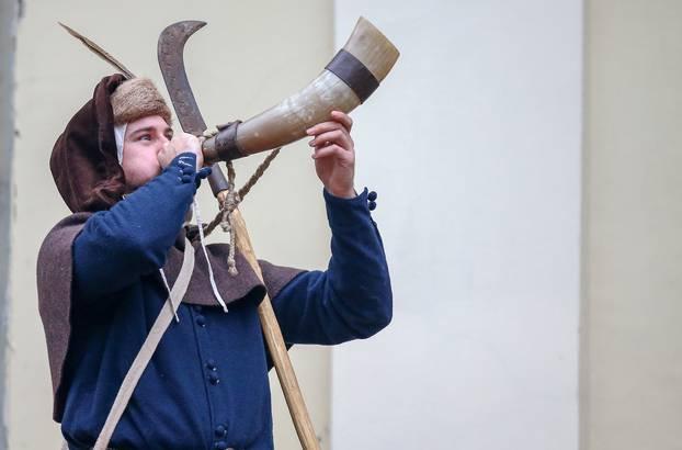 Stubica: Održano 13. uprizorenje Seljačke bune 1573. bez publike
