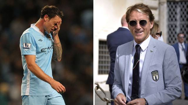 Teško mi je pao naslov Italije jer mrzim Mancinija. Tukli smo se...