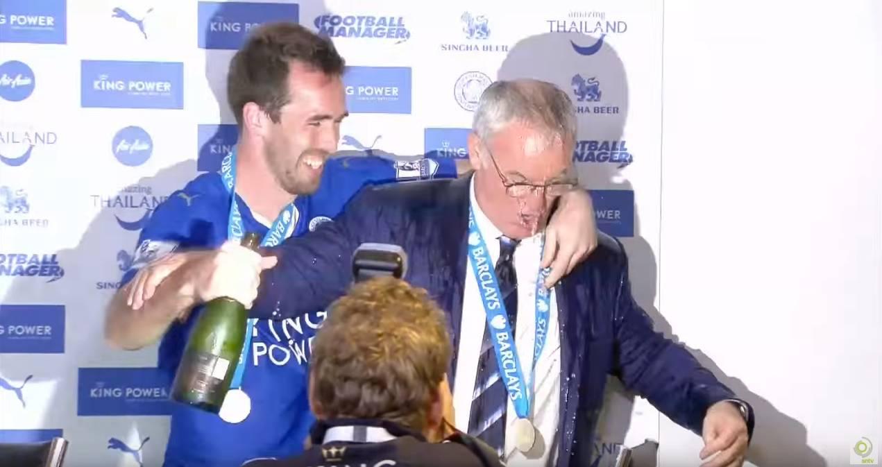 Jednom u životu: Pogledajte sjajne videe slavlja Leicestera