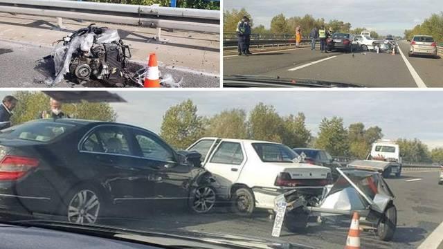 Ispao motor, ali ne iz auta: U sudaru ozlijeđen jedan čovjek