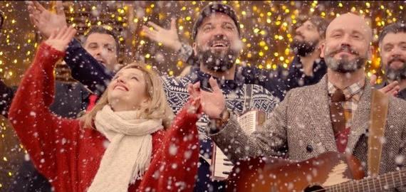 Grupa Pavel napokon objavila svoj prvi božićni video spot