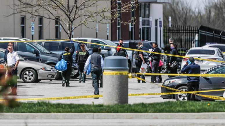 Mladić koji je ubio osam ljudi u zgradi FedExa bivši je djelatnik i znalo se  da je mentalni bolesnik