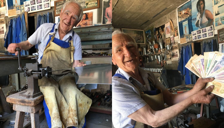 Stanko (88): 'Lim režem 70 godina i još sam u to zaljubljen'