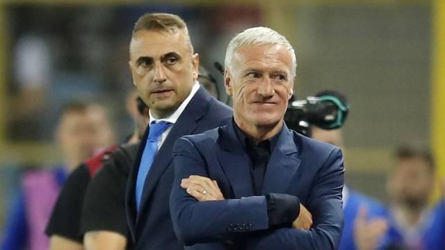 World Cup - UEFA Qualifiers - Group D - France v Bosnia and Herzegovina