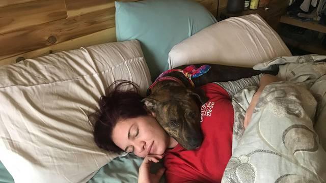AMA-ZONKED OUT! BAKER WITH NARCOLEPSY RECEIVES SURPRISE PACKAGES SHES ORDERED ONLINE IN HER SLEEP - FROM AIR HORNS TO PROM DRESSES