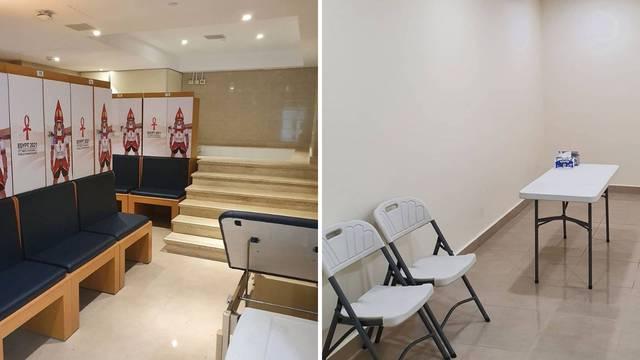 Gospoda i usprkos razočaranju: Pogledajte svlačionicu Hrvatske