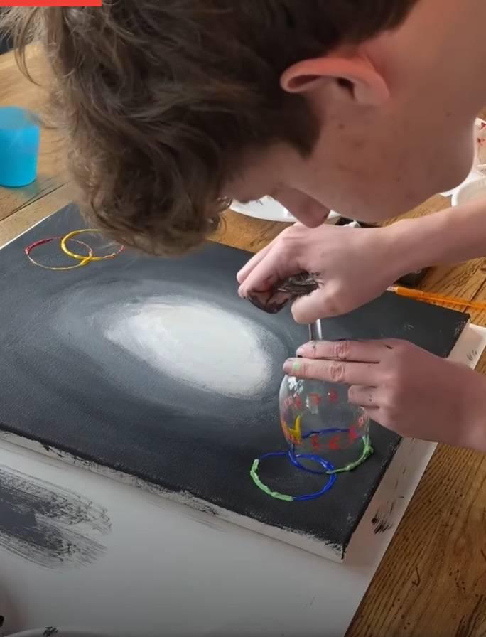 Potpuni amater naslikao sliku: Za nju sada nude 90 tisuća kuna