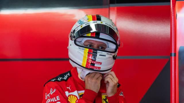 Austrian Grand Prix - Qualifying - Red Bull Ring