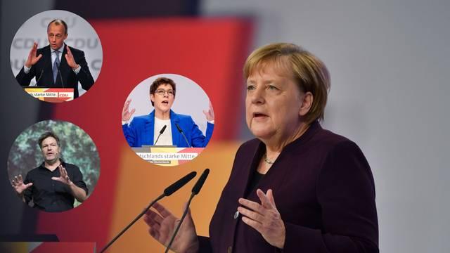 Era Angele Merkel bliži se kraju: Tko će biti nasljednik?