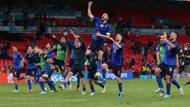 Drama na Wembleyju: Talijani prošli tek nakon produžetaka!