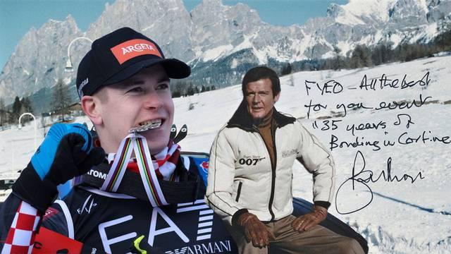 Ajmo, Filipe: Idemo po medalju na stazi na kojoj je prije točno 40 godina skijao James Bond!