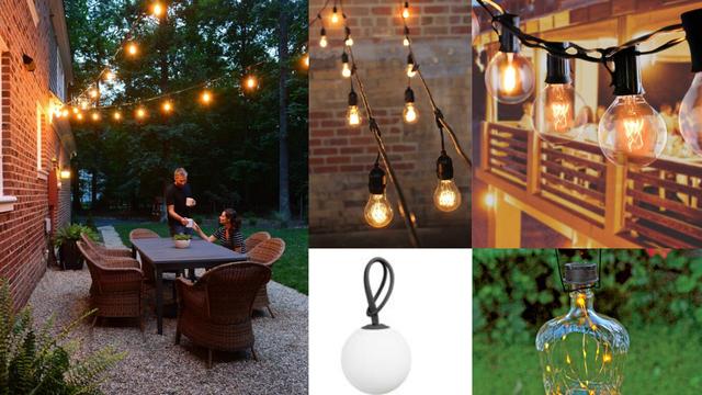 Lampicama i fenjerima unijet ćete dašak romantike u dvorište