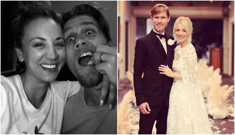 Penny se udala prošle godine, a još uvijek ne živi sa suprugom