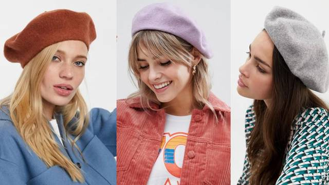 Kako cool cure nose berete u bojama: 10 super kombinacija